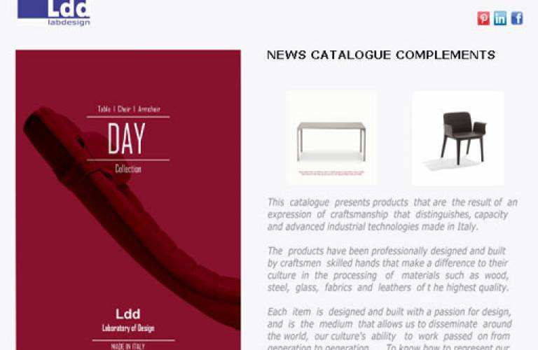 Catalogue Complements is On – Line